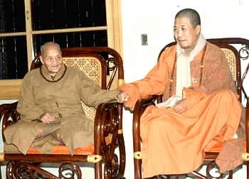 Thien Thoai Giua H T Quang Kham Va H T Tuyen Hoa