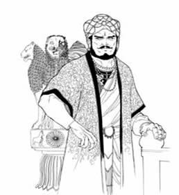 """A Dục, dịch là """"Vô Ưu"""", người nước Đông Thiên Trúc, sinh vào khoảng hơn hai  trăm năm sau khi Đức Phật nhập diệt, là vua đời thứ ba của vương triều ..."""